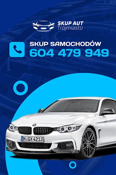 skup aut uzżywanych Gdynia